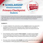 Scholarship-announcement-for-Primary-Checkpoint-Student