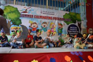 Culmination Program of Summer School 2019