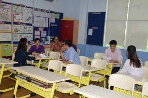 Parent-Teacher Conference 02