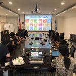 Student Visit UNDP Cambodia 10