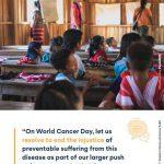 World Cancer Day 11