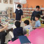Reading and language learning at the French Library07