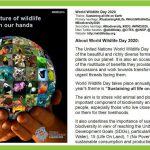 World Wildlife Day 02